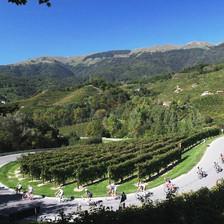 Prosecco wijn reis