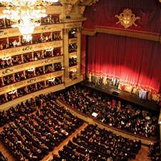 opera reis Milaan