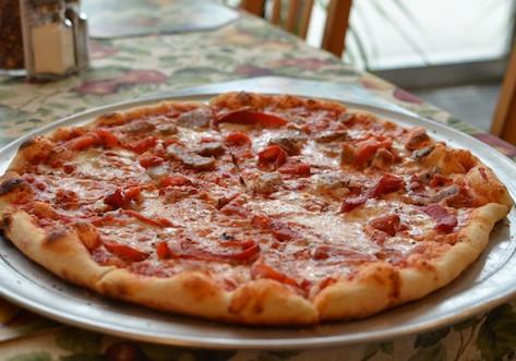 Pizza workshop Napels