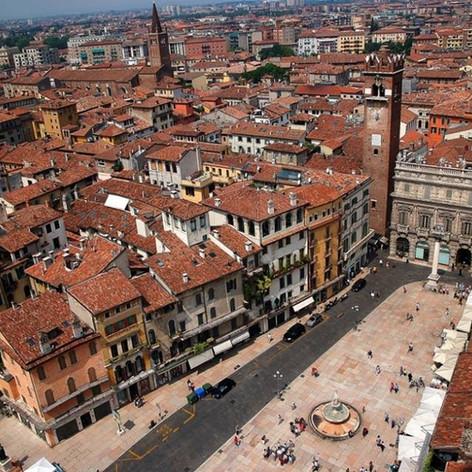 Weekendje weg Verona