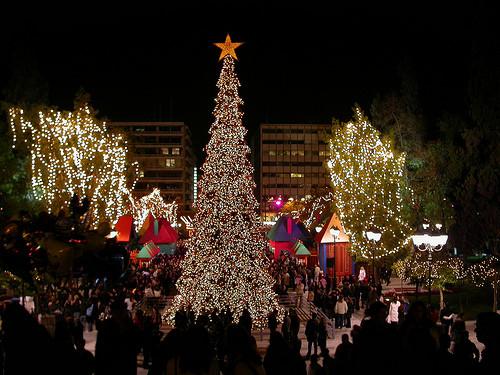 Greece Christmas
