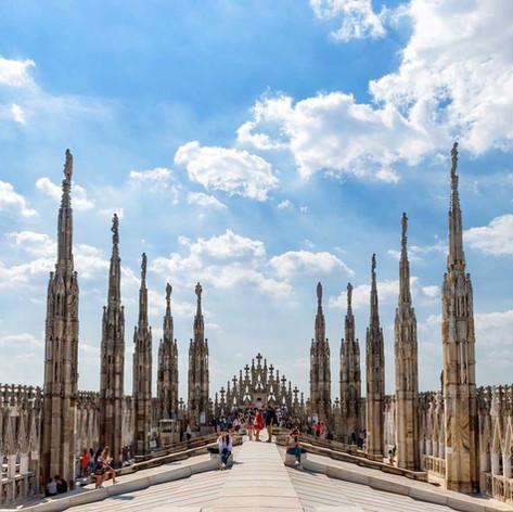 weekend weg Milaan