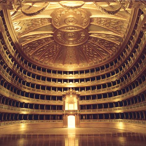 opera reis Scala Milaan