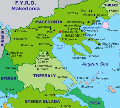 Thessaloniki city trip Authentic Greece tour operator