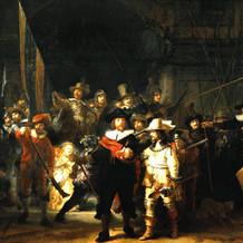 Rembrandt nel Rijksmuseo
