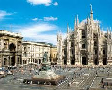 weekendje weg Milaan