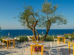 Bassia a surprising restaurant in Zakynthos