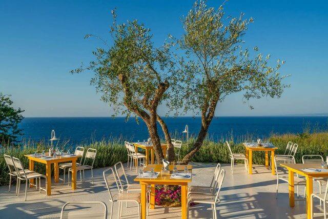 Bassia Zakynthos restaurant