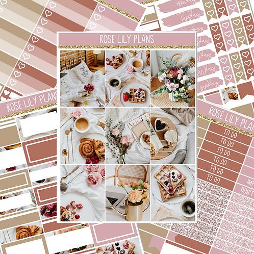 Breakfast Sticker Kit