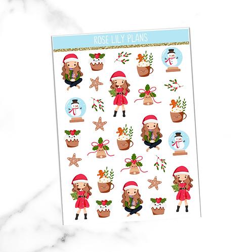 Puddings Sticker Sheet
