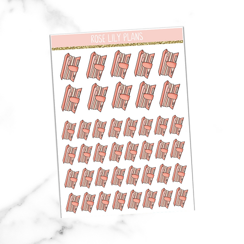 Pink Planners #5