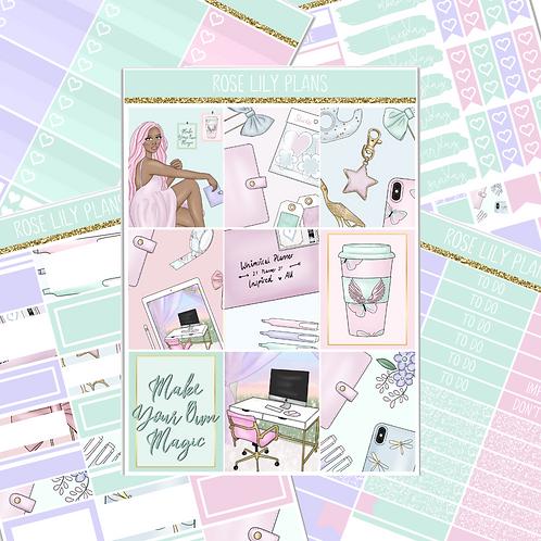 Make Your Own Magic Sticker Kit