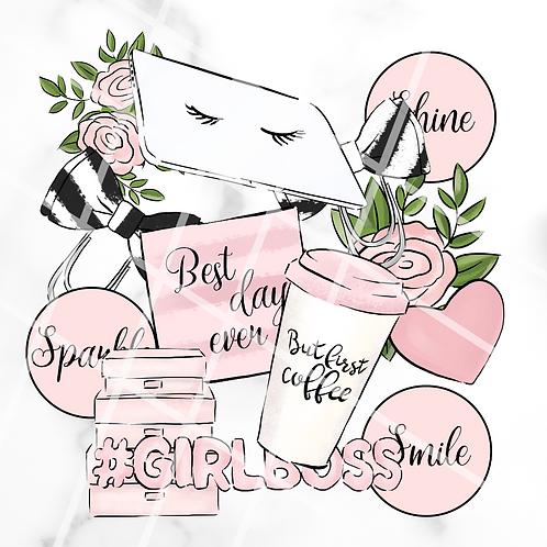 Love To Plan Sticker Pack #2