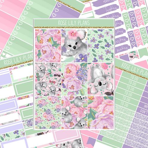 Koalas Sticker Kit
