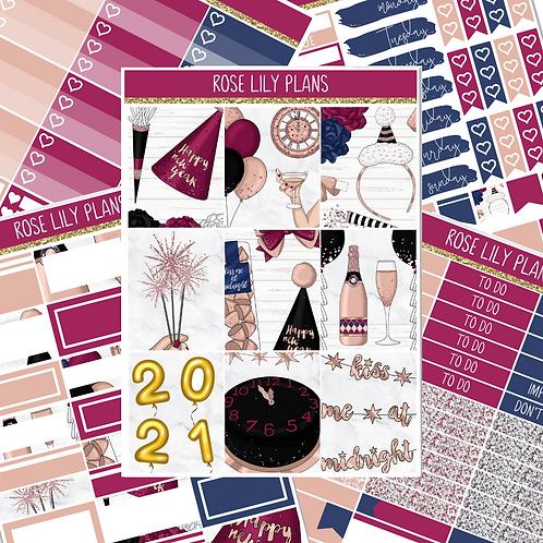 2021 Sticker Kit