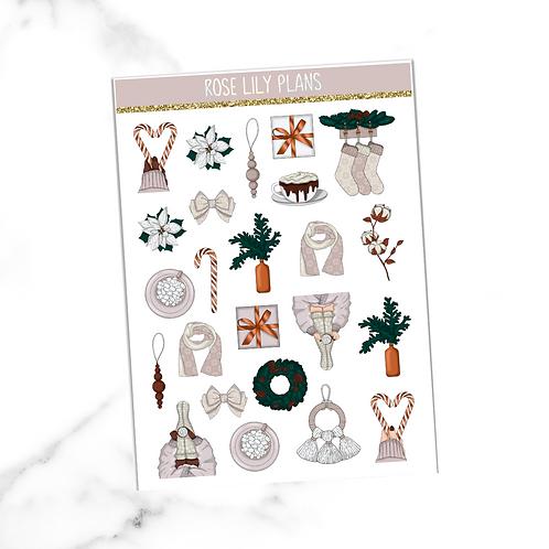 Festivities Sticker Sheet