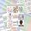 Thumbnail: Planner Girl Sticker Kit