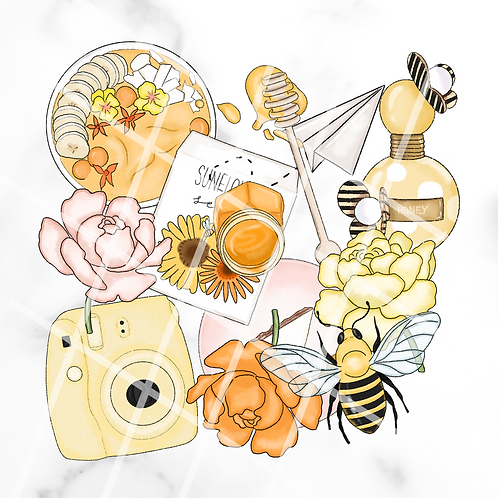 Spring Sticker Pack #2