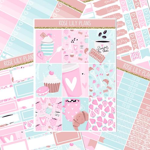 Paris Sticker Kit