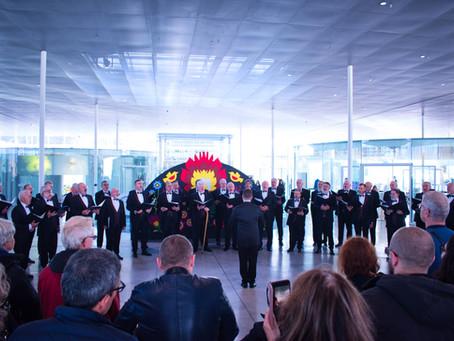 La Chorale au Louvre Lens