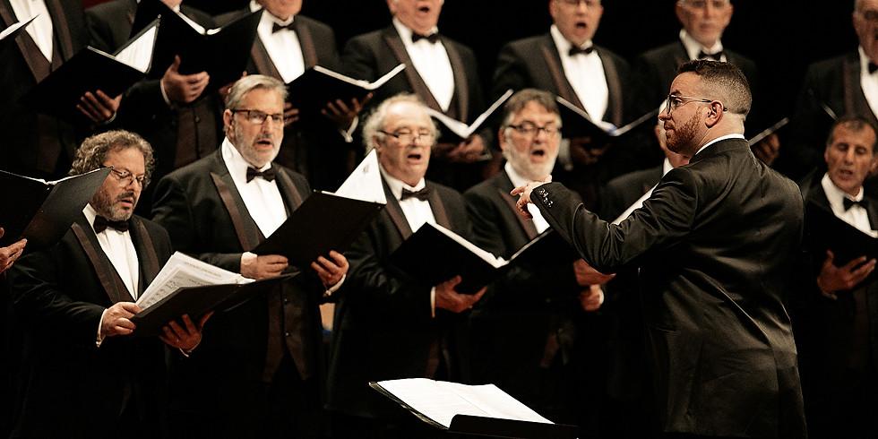Concert à Avesnes-les-Aubert