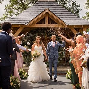 Charlotte & Ash's Wedding