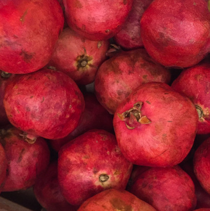 Pomegranate (food oversupply)