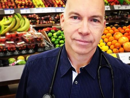 Premier médecin québécois certifié de l'American Board of Lifestyle medecine