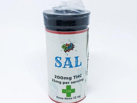 Sal POWcanna: Tostada de Aguacate y THC
