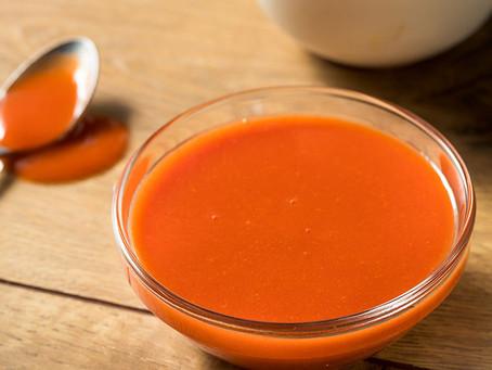 Recetas encasa: Salsa Búfalo con THC