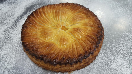 Apricot Pithiviers