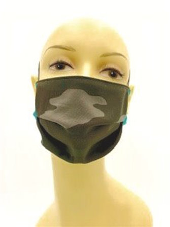 Camouflage III Face Mask