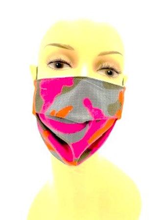 Camouflage IV Face Mask
