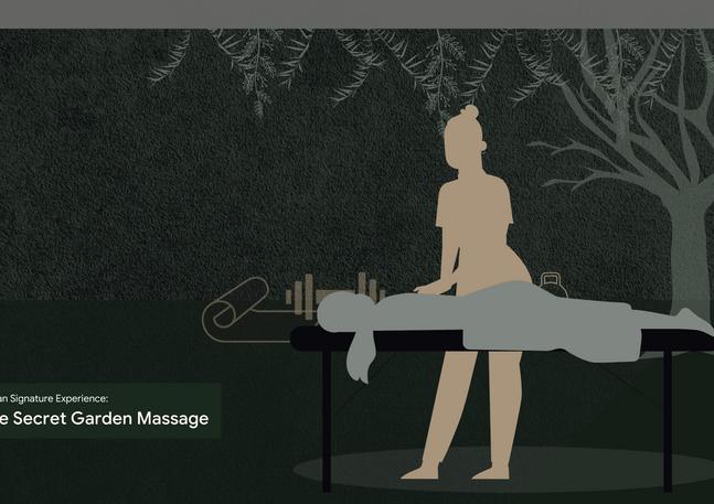 The Secret Garden Massage