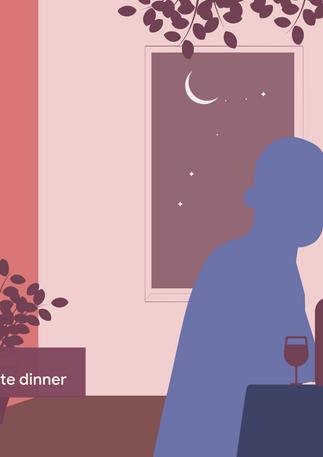 The tiny restaurant experience
