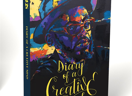 Book Review: Diary of a Creative Mind.