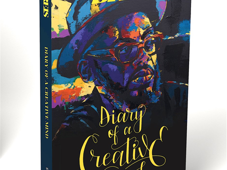 Book Review: Diary of a Creative Mind
