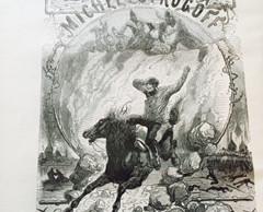 Jules Verne's Mikhail Strogoff rides again!
