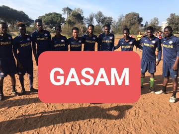 GASAM won a football trophy