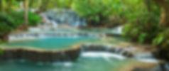 Nam Xe Waterfall Laos