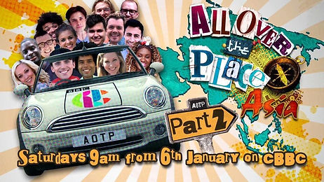All oer the place Asia Part 2 CBBC