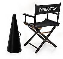 Directors Chair Filming Thailnd