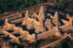 Angkor Wat Aeria Filming Cambodia