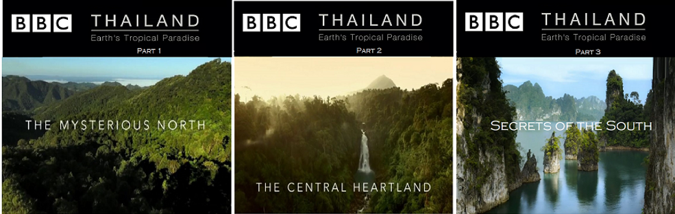 Thailand Earths Tropical Paradise Parts 1, 2 and 3