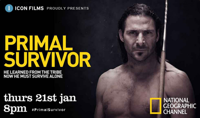 Primal Survivor National Geographic