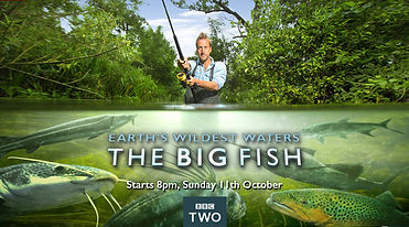 BBC Two The Big Fish Filming Laos