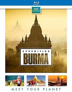 Expedition Buma BBC Earth Documenary Filmng Thailand