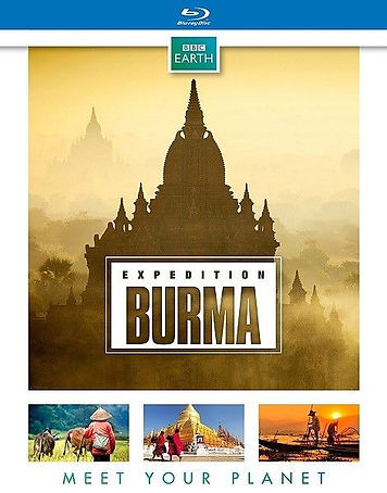 Expedition Burma BBC Earth Documenary Filmng Thailand