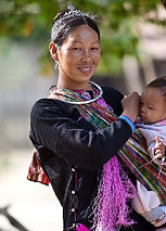 Lanten Minority Laos