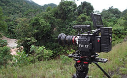 Re Camera Filming Thailand Laos and Cambodia